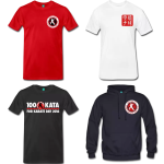 100 KATA CHALLENGE OFFICIAL GOODS ON SALE NOW