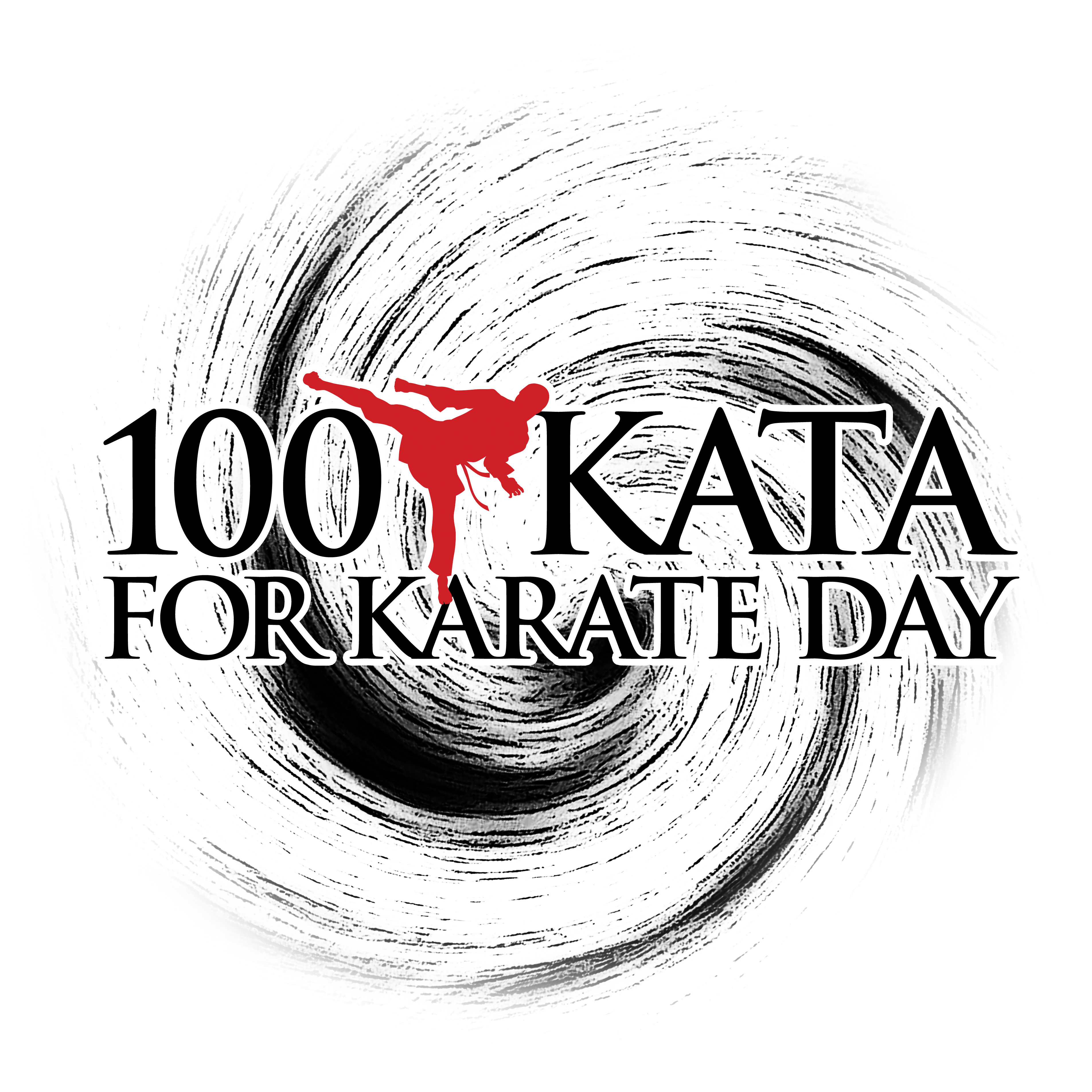 100 Kata for Karate Day 2017