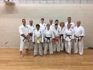 Pickering Karate-do Pickering  Ontario Canada