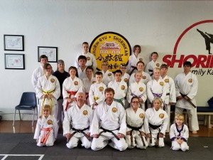 Shorinkan Family Karate