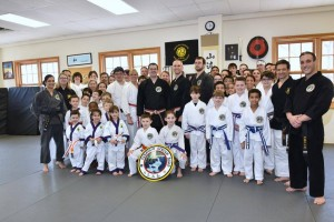 Mountain Stream Budo Dojo