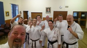 Musashi Karate Club United Kingdom