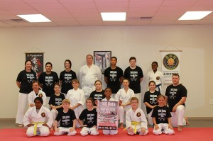 Ryukyukan Goldsboro Dojo North Carolina USA