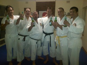 Shorin-Ryu Butokukan Newcastle South Africa
